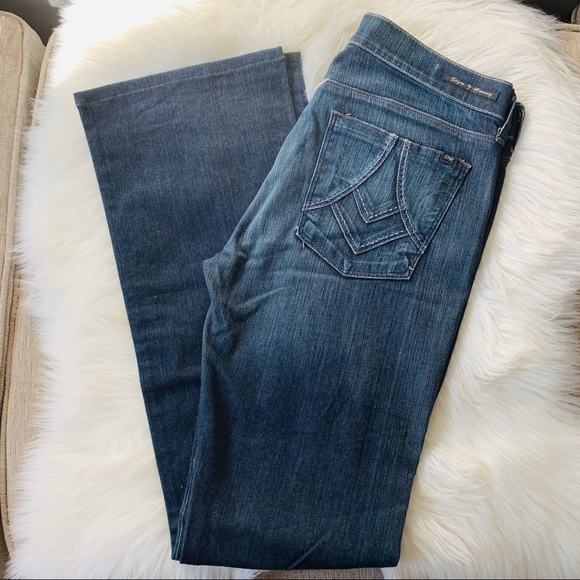 Citizens Of Humanity Denim - Citizens of humanity amber stretch bootcut size 30